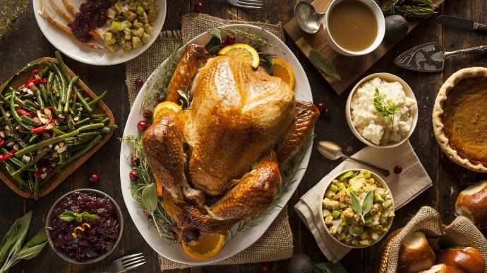 Don't let foodborne illness crash your holiday party