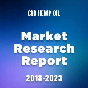 CBD Hemp Oil Market Forecast – Industry Value, Market Size, Top Companies and General Trends for 2018-2025 – Prism Daily