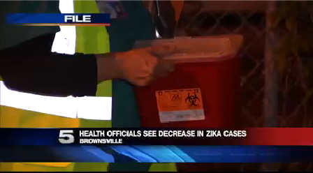 Health Officials Surprised by Number of Local Zika Cases